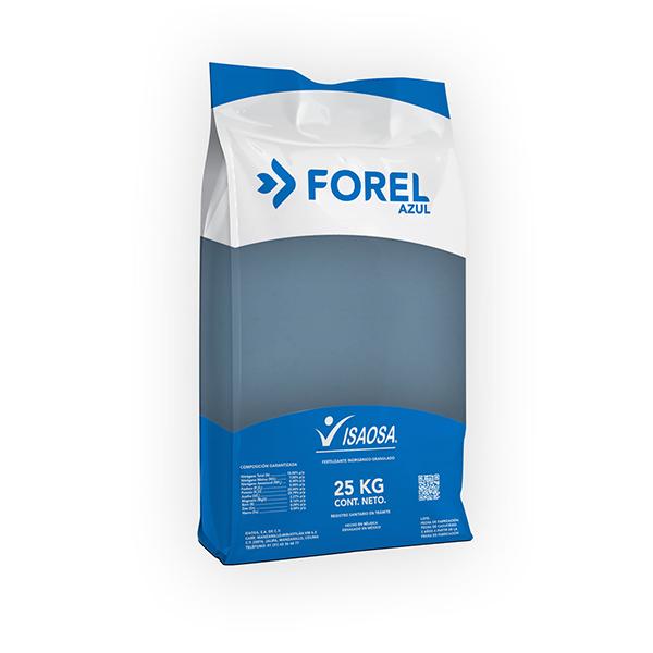 Forel Azul
